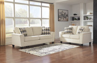 Abinger Natural Sofa & Loveseat