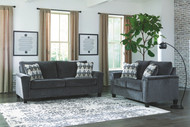 Abinger Smoke Sofa & Loveseat
