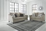 Barnesley Platinum Sofa & Loveseat