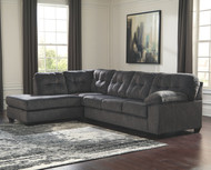Accrington Granite 2 Piece Sectional with Chaise