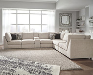 Kellway Bisque 7-Piece Sectional