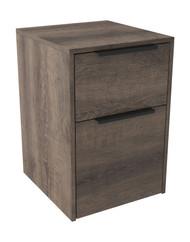Arlenbry Gray File Cabinet