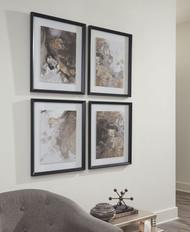 Hallwood Multi Wall Art Set (4/CN)