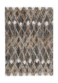 Vinmore Tan/Gray Large Rug