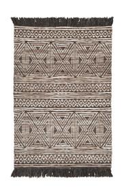 Kylin Taupe/Black Large Rug