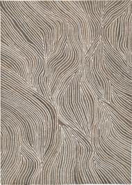 Wysleigh Ivory/Brown/Gray Medium Rug