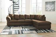 Darcy Cafe LAF Sofa & RAF Corner Chaise Sectional