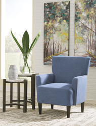 Hansridge Blue Accent Chair