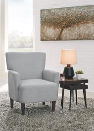Hansridge Light Gray Accent Chair