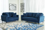 Enderlin Ink 2 Pc. Sofa, Loveseat