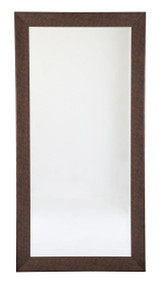 Duha Brown Floor Mirror
