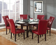 Hartford 62' Round Dining Collection