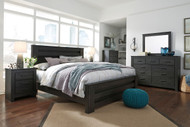 Brinxton Black 5 Pc.King Poster Bedroom Collection