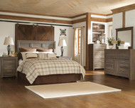 Juararo 4 Pc. Queen Bedroom Collection