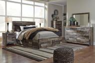 Derekson Multi Gray 8 Pc. Queen Bedroom Collection