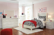Dreamur Champagne 6 Pc. Twin Bedroom Collection