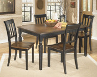 Owingsville 5 Pc. Rectangular Dining Set