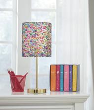 Maddy Multi Metal Table Lamp
