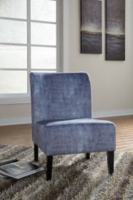 Triptis Denim Accent Chair