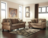 Larkinhurst Earth Sofa & Loveseat