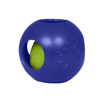 TEASER BALL™ Blue Drive Dogs Bonkers