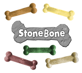 StoneBone - 6 different varieties to choose from!