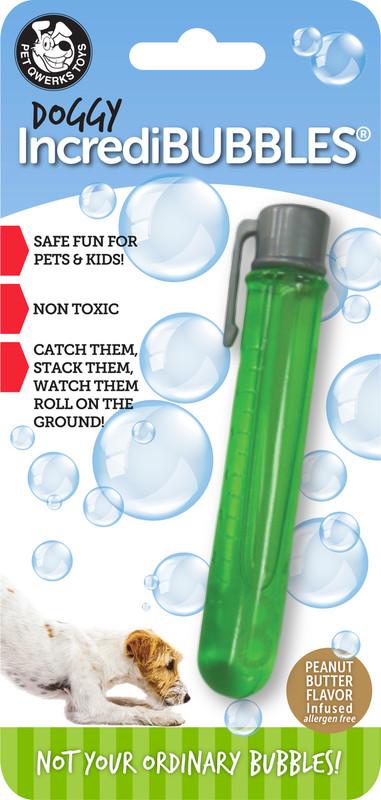 Long lasting bubbles for you pets