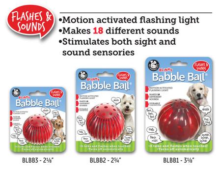 Blinky Babble Ball Set
