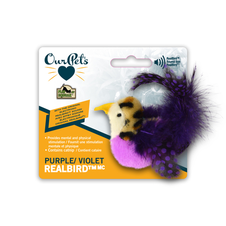 RealBird Purple Pkg