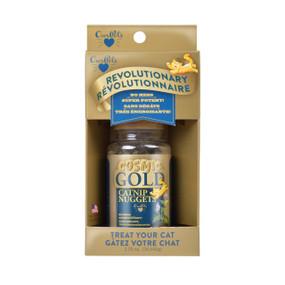 Cosmic Gold TM Catnip Nuggets