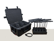 Roadcase + Charging Station + 15 Lights Package Deal