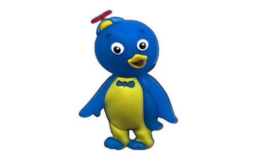 Backyardigan's licensed Pablo Blue Penguin Jibbitz for Crocs