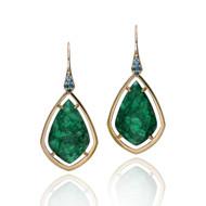 Keiko Mita's Custom Made Jackie Earrings | Handmade Designer Jewelry