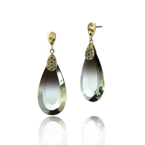 Dawn Earrings from K.Mita | Handmade Designer Jewelry