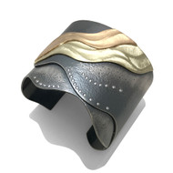 Shoreline Cuff from K.Mita | Sand Dune Collection