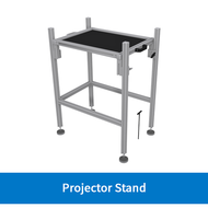 MRI-Compatible Projector Stand