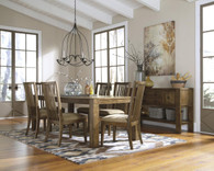 Ashley Birnalla Dining Room Set