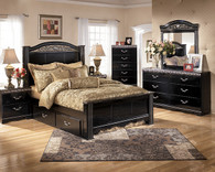 Ashley Constellations Bedroom Set