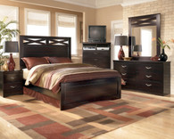 Ashley X-Cess Bedroom Set