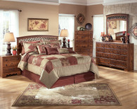 Ashley Timberline Bedroom Set