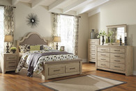 Ashley Annilyn Bedroom Set