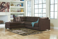 Ashley Walnut Maier Living Room Set
