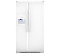 Frigidaire White Side-by-Side Refrigerator