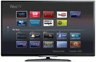 "Philips 55"" Smart TV"