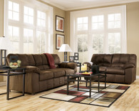 Ashley Dominator Cafe Sofa Set