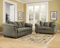 Ashley Darcy-Sage Sofa Set