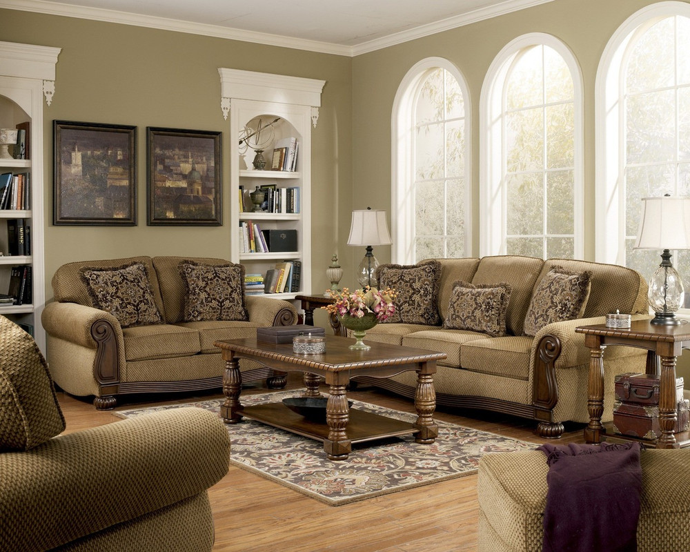 Ashley Cambridge Amber Sofa Set Masters Buy Or Lease