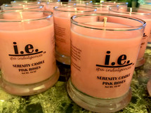 SPECIAL EDITION BREAST CANCER AWARENESS CANDLE:  AVAILABLE OCTOBER, WHILE SUPPLIES LAST.  We created this very special candle to create awareness during breast cancer awareness month, to honor survivors, and to encourage those fighting at this moment.  PINK ROSES is a visual expression and a beautiful fresh rose scent.  50% of the proceeds from this candle will be donated to breast cancer charities pursuing a cure.