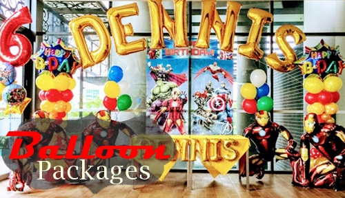 Balloon Packages
