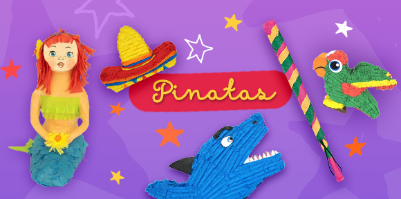 Pinatas and Games